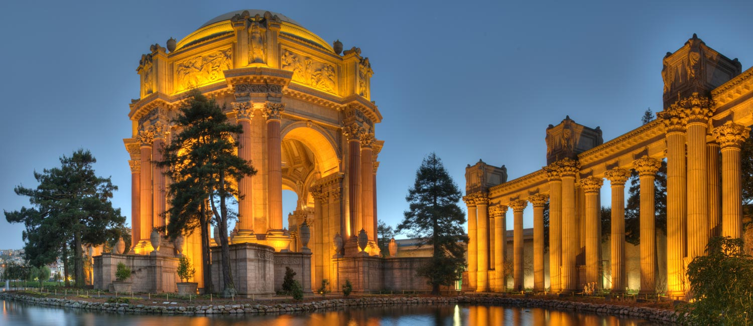 EXPERIENCE OUR AFFORDABLE SAN FRANCISCO HOTEL NEAR THE PALACE OF FINE ARTS