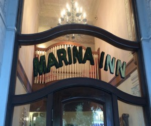 Marina Inn San Francisco - Marina Inn Exterior Sign